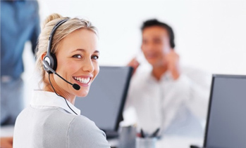 Call Centre Image